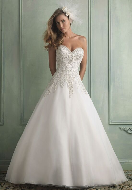 Allure Bridals Allure Bridals 9120 Bridal Gowns Ball Gown Wedding Dress