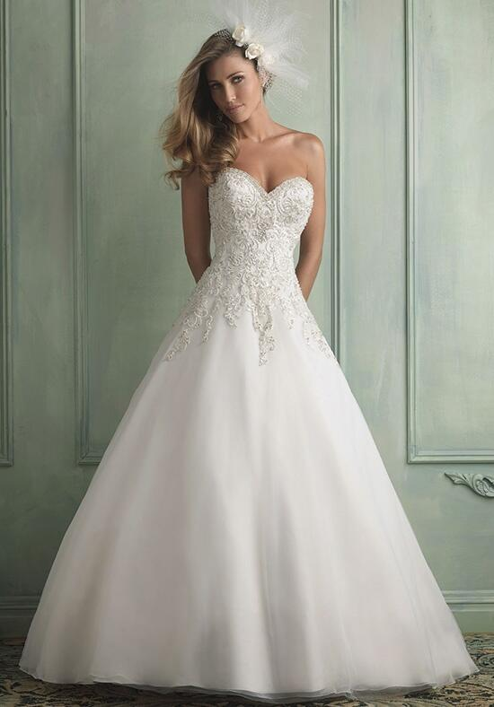 Allure Bridals Allure Bridals 9120 Bridal Gowns Wedding Dress photo