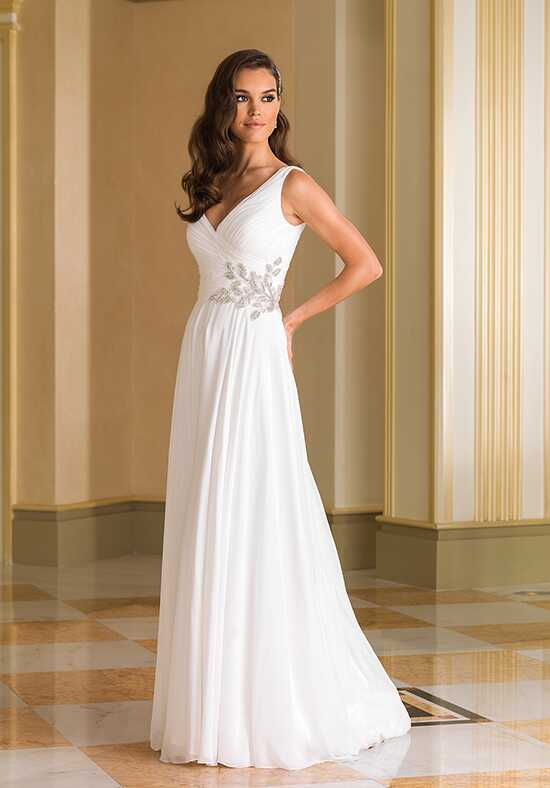 Justin Alexander 8863 Ball Gown Wedding Dress