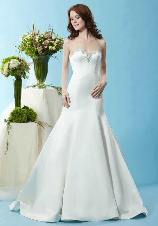 Eden Bridals BL119 A-Line Wedding Dress