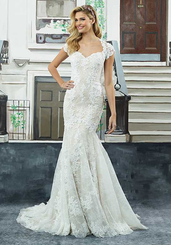 Justin Alexander 8962 Mermaid Wedding Dress