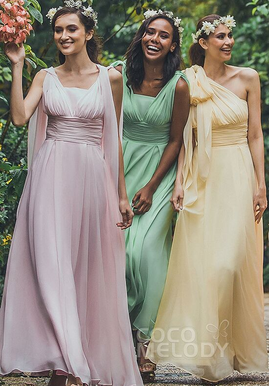 CocoMelody Bridesmaid Dresses JOZF15001 Bridesmaid Dress The Knot