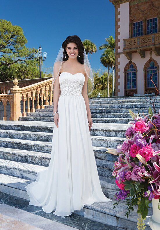 Sincerity bridal 3830 wedding dress the knot for How do you preserve a wedding dress