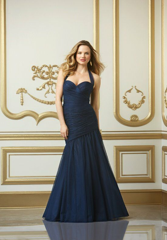 Wtoo Maids 501 Halter Bridesmaid Dress