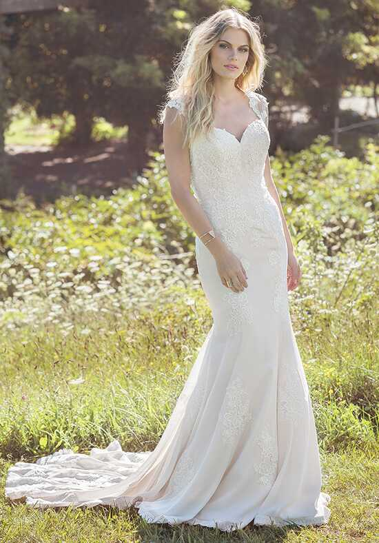 Lillian West 6488 Mermaid Wedding Dress