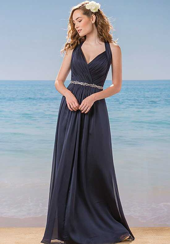 Belsoie L184007 Halter Bridesmaid Dress
