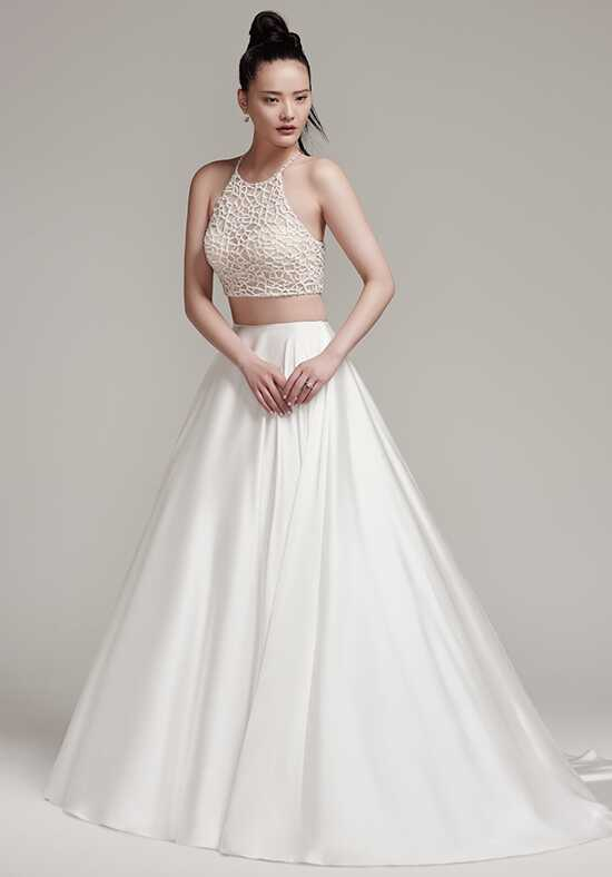 Sottero and Midgley Jude Bodice/Aviana skirt Wedding Dress photo
