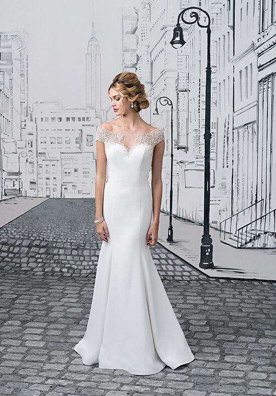 Justin Alexander 8878 A-Line Wedding Dress