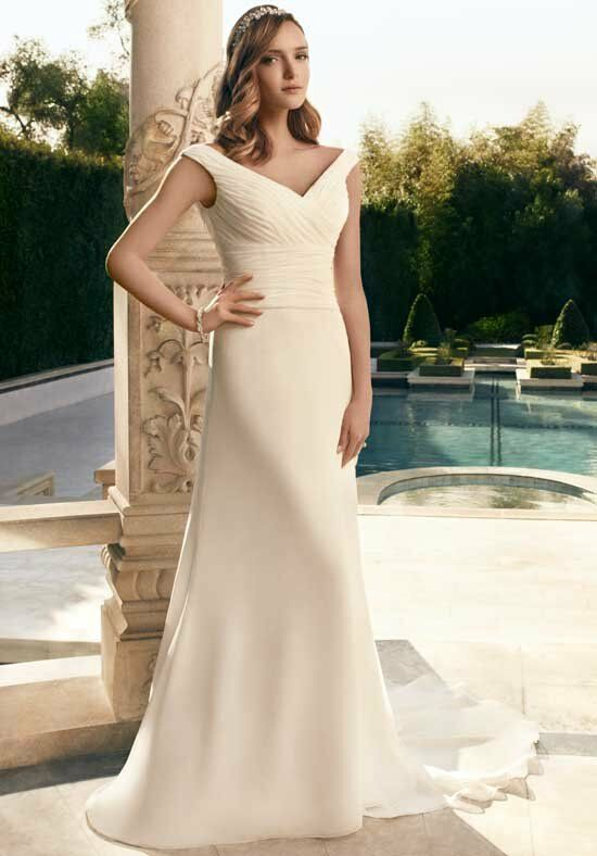 Casablanca Bridal 2181 A-Line Wedding Dress