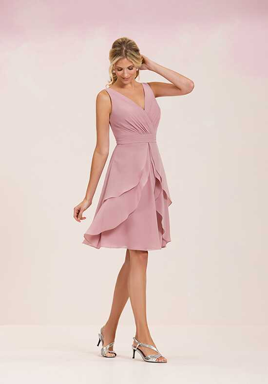 JASMINE P186062K V-Neck Bridesmaid Dress