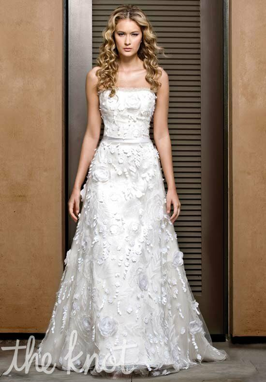 Jenny Lee 1109 Ball Gown Wedding Dress