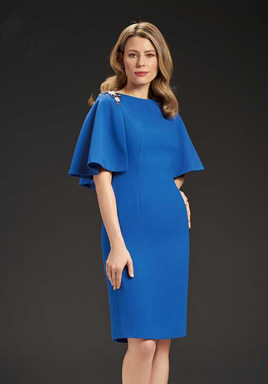 Jasmine Black Label M190053 Blue Mother Of The Bride Dress