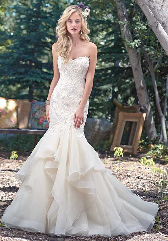 Maggie Sottero Malina Wedding Dress photo