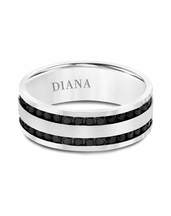 Diana 22-N8772W100 Gold Wedding Ring