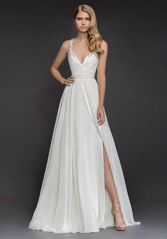 Blush by Hayley Paige 1802-Kona A-Line Wedding Dress