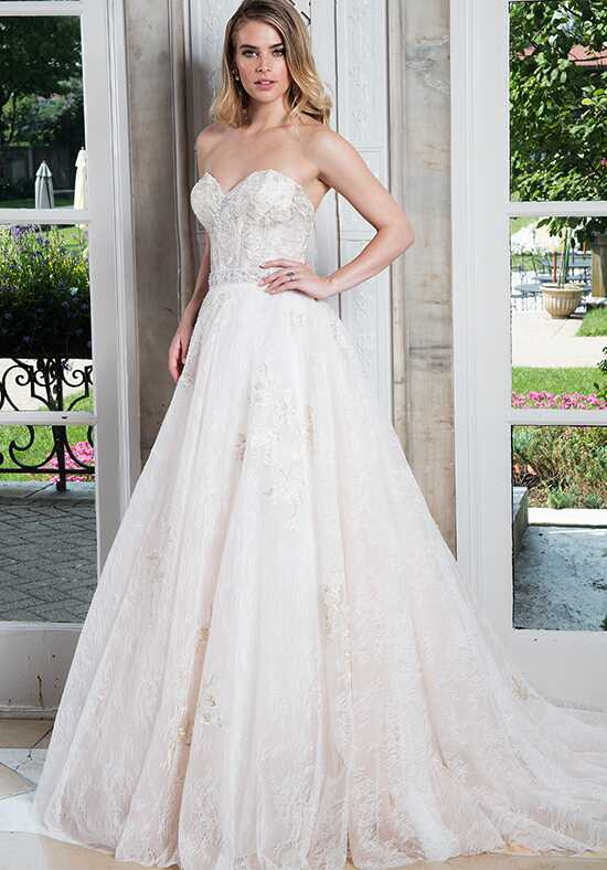 Lo' Adoro M618 Ball Gown Wedding Dress