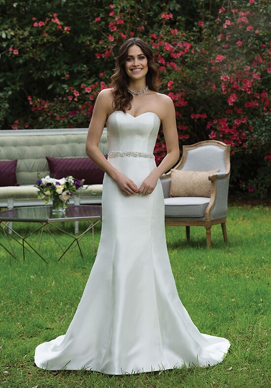 Sincerity Bridal 3958 A-Line Wedding Dress