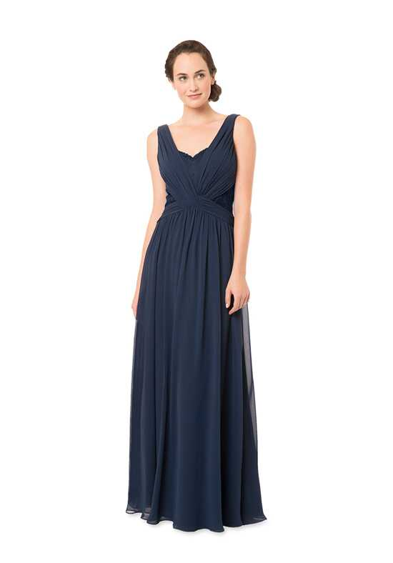 Bari Jay Bridesmaids 1553 V-Neck Bridesmaid Dress