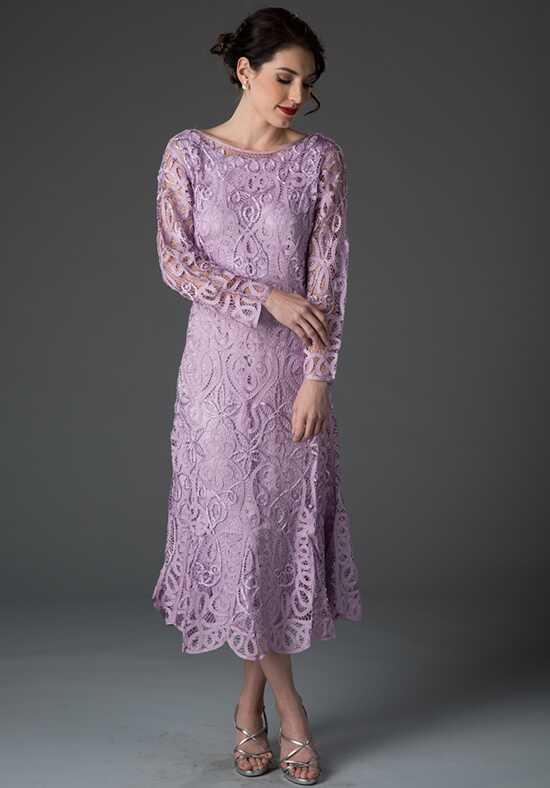LuxeLace by Soulmates D1423 Purple Mother Of The Bride Dress