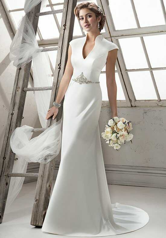 Sottero and Midgley Constance Sheath Wedding Dress