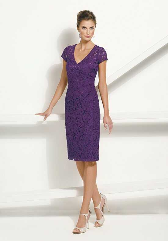 Jasmine Black Label M170007 Purple Mother Of The Bride Dress