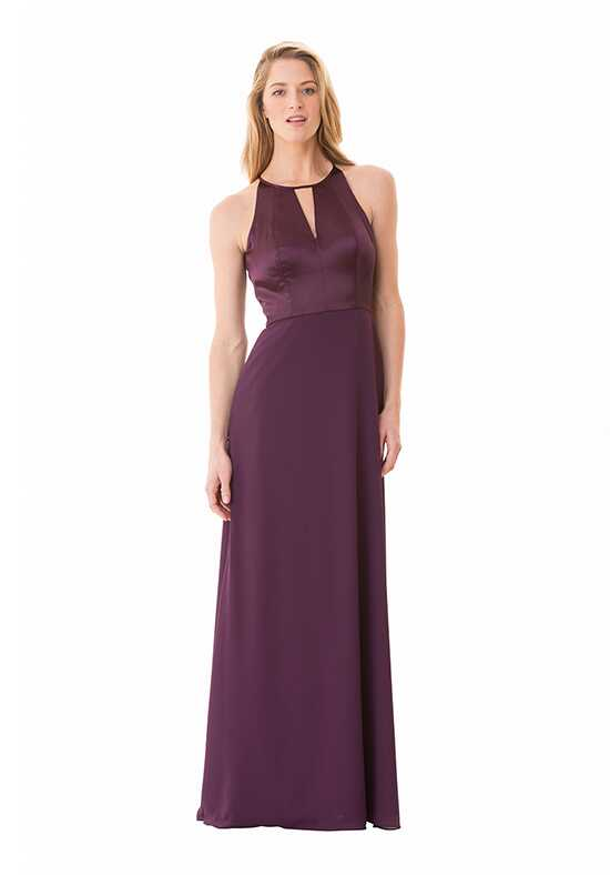 Bari Jay Bridesmaids 1654 Halter Bridesmaid Dress