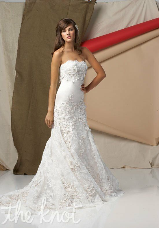 Watters Brides 4041B-Torreon A-Line Wedding Dress
