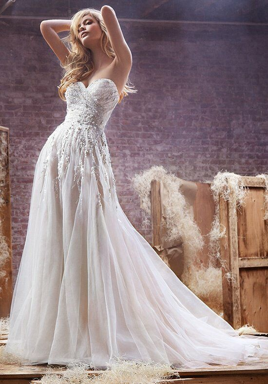 Hayley Paige 6412 - Star Wedding Dress