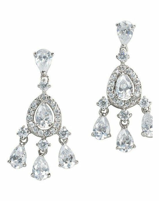 Anna Bellagio MICHELA PETITE CHANDELIER BRIDAL EARRING Wedding Earring photo
