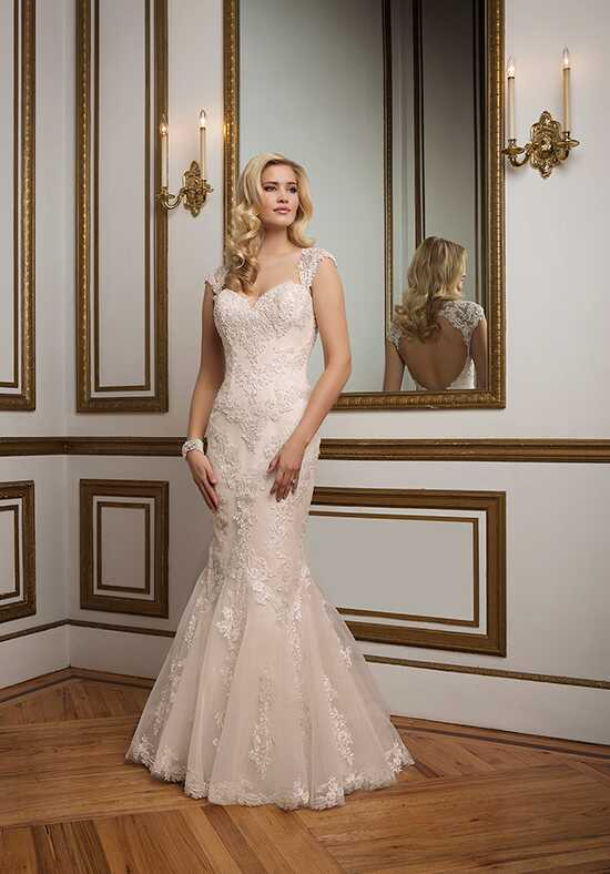 Justin Alexander 8841 Mermaid Wedding Dress