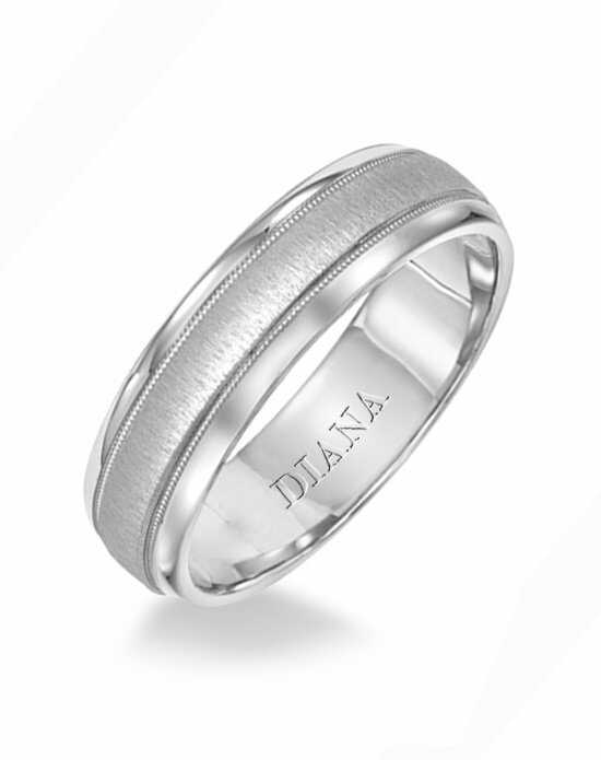 Diana 11-N7001-G Platinum, White Gold Wedding Ring