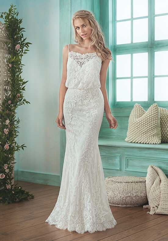 Jasmine Collection F201008 Mermaid Wedding Dress