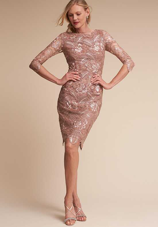 BHLDN (Mother of the Bride) Mackenzie Pink Mother Of The Bride Dress