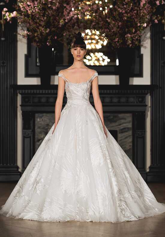 Ines Di Santo Peyton Ball Gown Wedding Dress