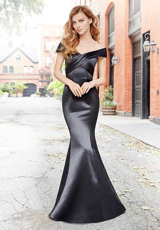 Hayley Paige Occasions 5754 One Shoulder Bridesmaid Dress