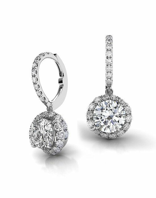 Danhov Fine Jewelry Abbraccio Fine Jewelry-AH101 Wedding Earring photo