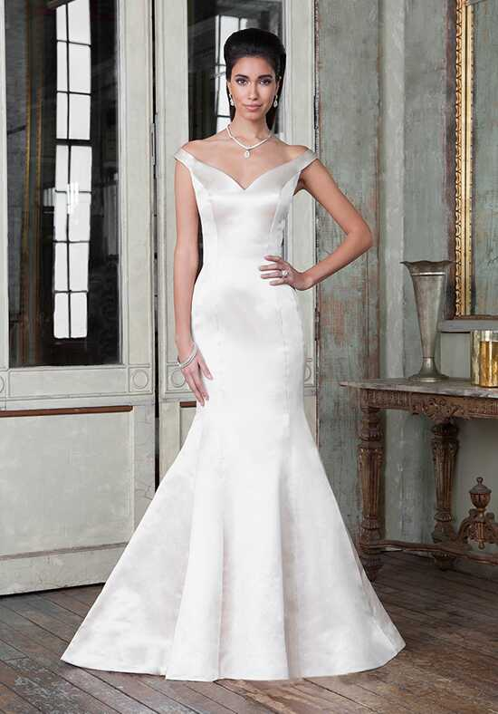 Justin Alexander Signature 9804 Mermaid Wedding Dress