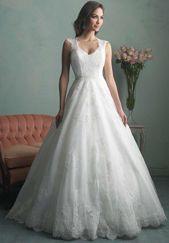 Allure Bridals 9166 Wedding Dress - The Knot