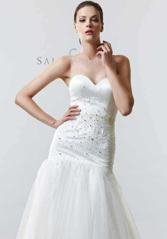 Saison Blanche Couture 4233 A-Line Wedding Dress