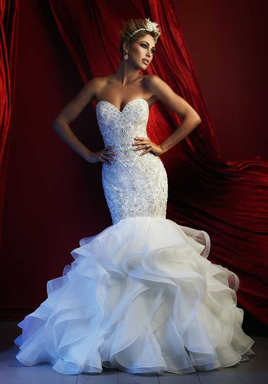Allure Couture C367 Wedding Dress photo