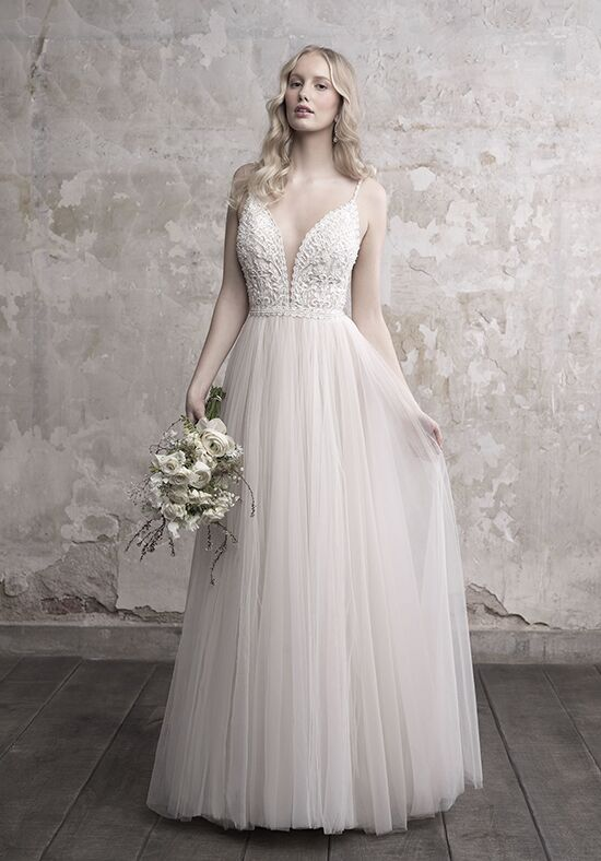 Madison James MJ456 A-Line Wedding Dress