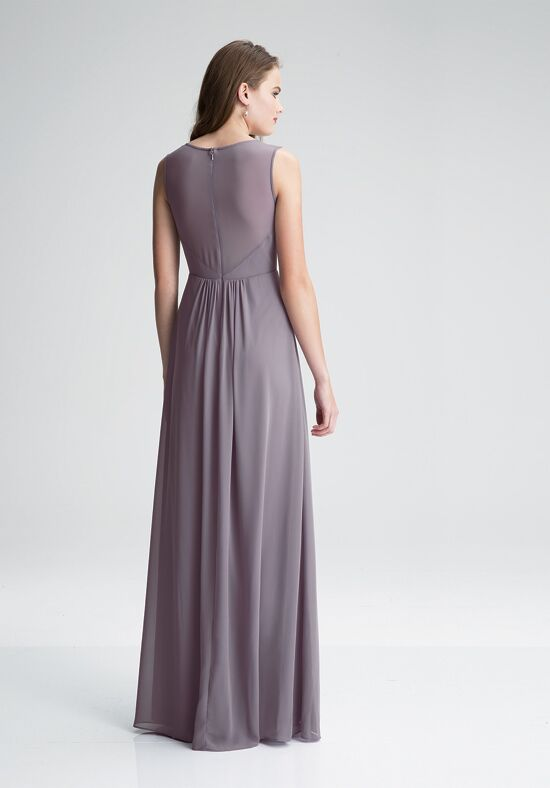 hair styles for a wedding guest levkoff 7005 bridesmaid dress the knot 7005