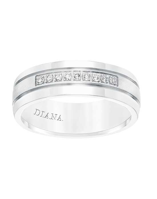 Diana 22-N8646W7-G.00 Gold Wedding Ring
