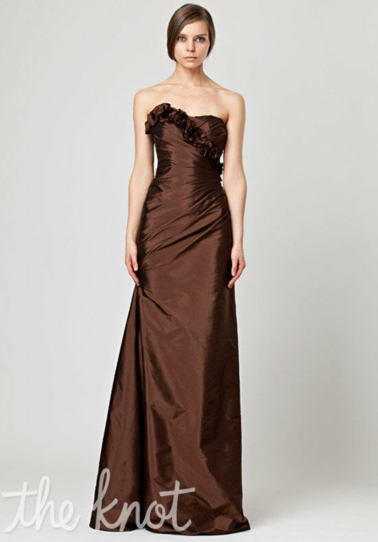 Monique Lhuillier Bridesmaids 450048 Strapless Bridesmaid Dress