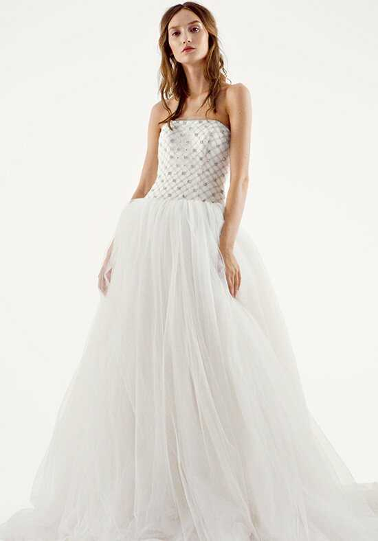 White by Vera Wang VW351236 Wedding Dress photo
