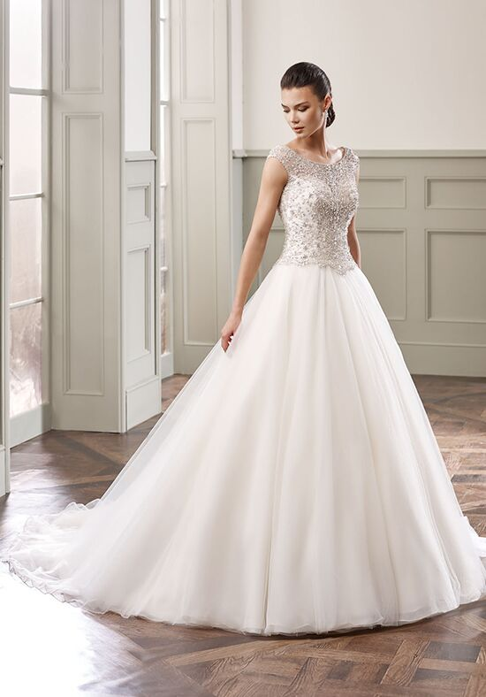 Eddy K MD 181 Ball Gown Wedding Dress