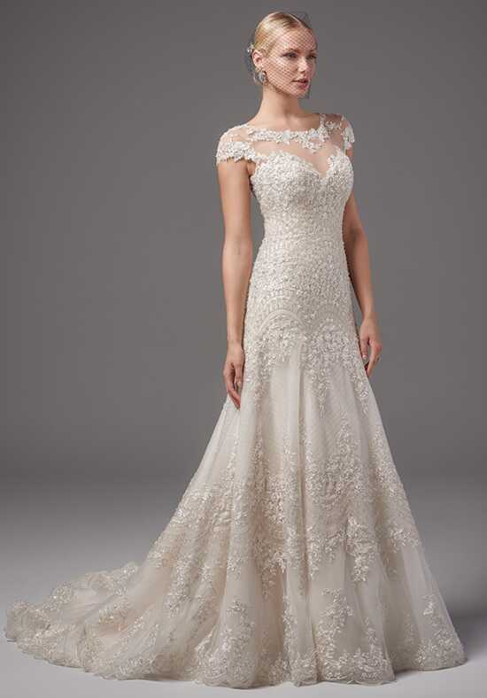 Sottero and Midgley Gigi A-Line Wedding Dress