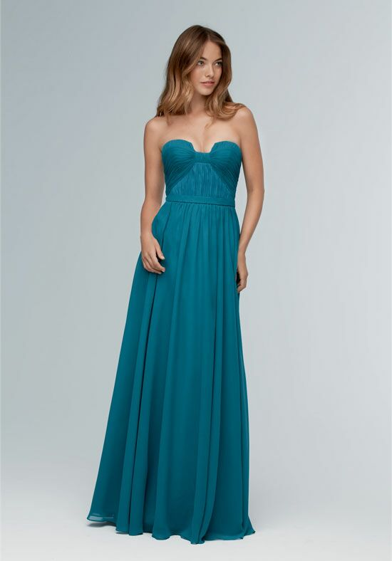 Wtoo Maids 104 Strapless Bridesmaid Dress
