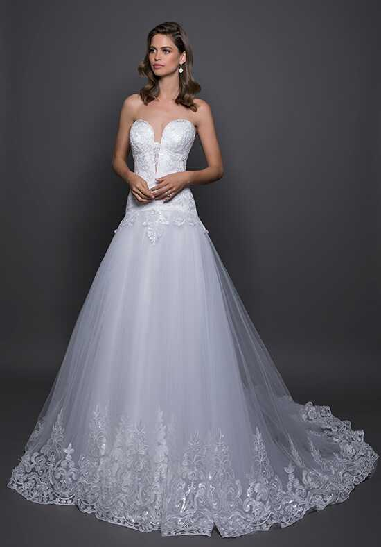 LOVE by Pnina Tornai for Kleinfeld 14597 Ball Gown Wedding Dress