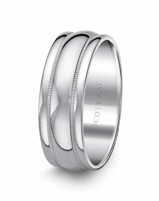 Scott Kay C0778B70-8 Wedding Ring photo